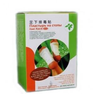 Пластырь на стопы для выведения токсинов Bang De Li
