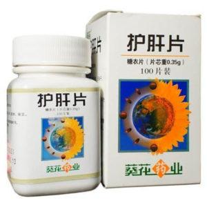 Таблетки Хуган восстановление клеток печени